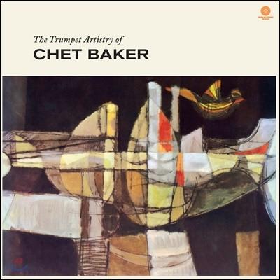 Chet Baker (쳇 베이커) - The Trumpet Artistry of Chet Baker [LP]