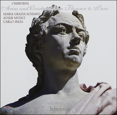 Maria Grazia Schiavo 루이지 케루비니: 아리아와 서곡집 (Luigi Cherubini: Arias, Overtures from Florence to Paris)