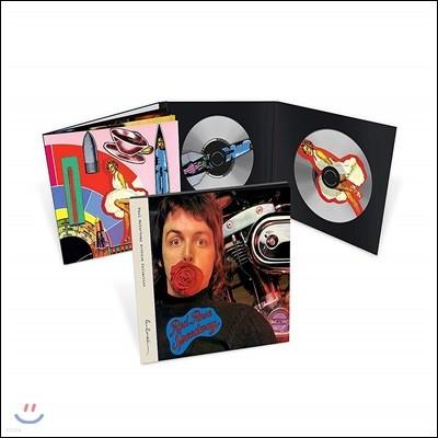 Paul McCartney & Wings (폴 매카트니 앤 윙즈) - Red Rose Speedway (Deluxe Edition) [2CD]