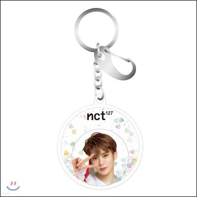 [예약판매]NCT 127 [NEO CITY : SEOUL - The Origin] - 글리터키링 [재현]