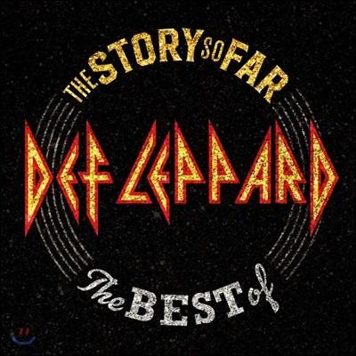 Def Leppard - Story So Far... The Best 데프 레퍼드 베스트 앨범 [디럭스 버전]