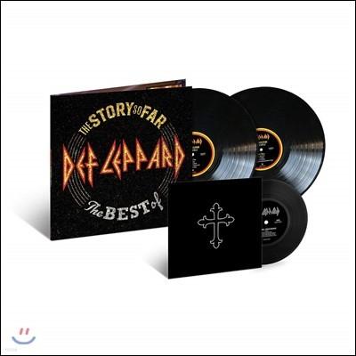 Def Leppard - Story So Far... The Best 데프 레퍼드 베스트 앨범 [3LP]