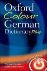 Oxford Colour German Dictionary Plus, 3/E