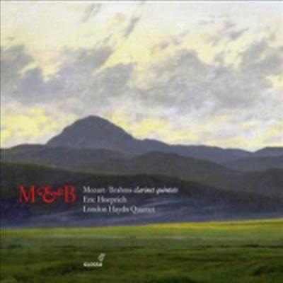 모차르트, 브람스 : 클라리넷 오중주 (Mozart, Brahms : Clarinet Quintets) - Eric Hoeprich