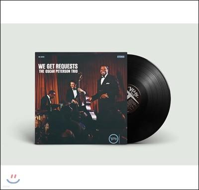 Oscar Peterson Trio (오스카 피터슨 트리오) - We Get Requests [LP]