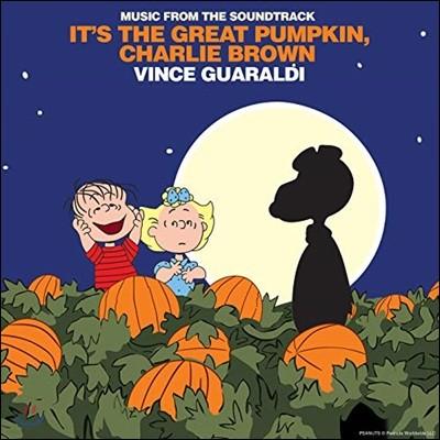 Vince Guaraldi (빈스 과랄디) - It's the Great Pumpkin, Charlie Brown [LP]