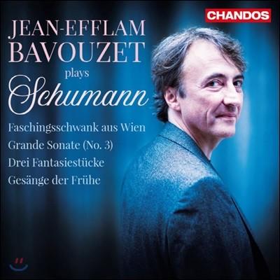 Jean-Efflam Bavouzet 슈만: 피아노 소나타 3번, 빈의 사육제 풍경 (Schumann: Piano Sonata Op.14, Faschingsschwank Aus Wien Op.26)