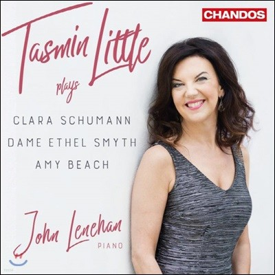 Tasmin Little 여성 작곡가 바이올린 작품집 - 타스민 리틀 (Violin Works)