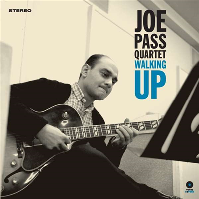 Joe Pass Quartet - Walking Up (Ltd. Ed)(Remastered)(180G)(LP)