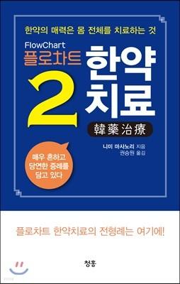 플로차트 한약치료 2 FlowChart 韓藥治療