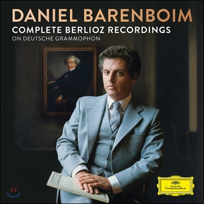 Daniel Barenboim 다니엘 바렌보임 베를리오즈 녹음 전집 (The Complete Berlioz Recordings on DG)