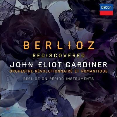 John Eliot Gardiner 존 엘리엇 가디너 필립스 레이블 베를리오즈 녹음집 (Berlioz Rediscovered)
