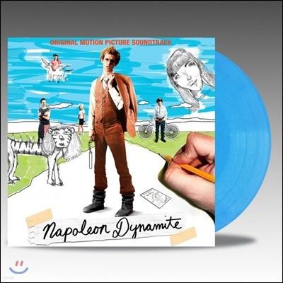 나폴레옹 다이너마이트 영화음악 (Napoleon Dynamite OST) [블루 컬러 2LP]