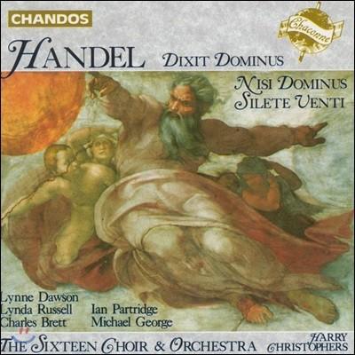 Lynne Dawson 헨델: 니시 도미누스, 딕시트 도미누스 (Handel: Nisi Dominus, Dixit Dominus)
