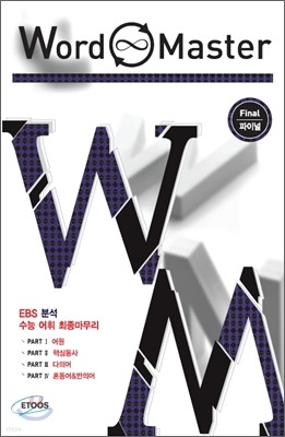 Word Master Final 워드 마스터 파이널 (2013년)