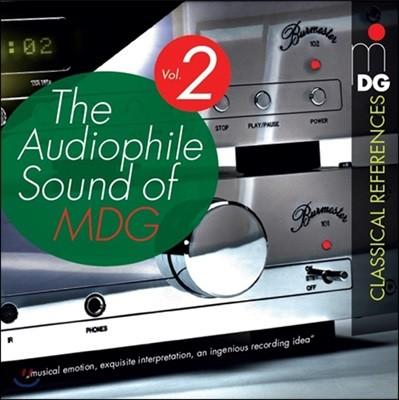 MDG 레이블 샘플러 2집 - 베스트 녹음 모음집 (The Audiophile Sound of MDG Vol.2) [2LP]