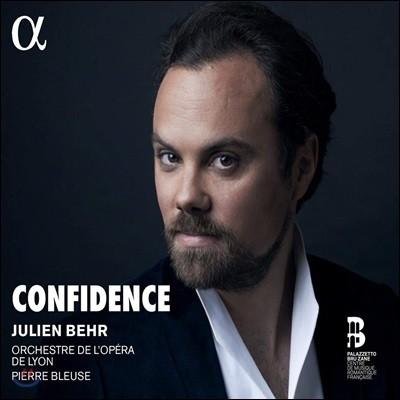 Julien Behr 프랑스 낭만주의 테너 아리아 (Confidence)