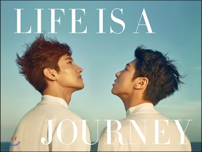 동방신기 (TVXQ!) - LIFE IS A JOURNEY [화보집]