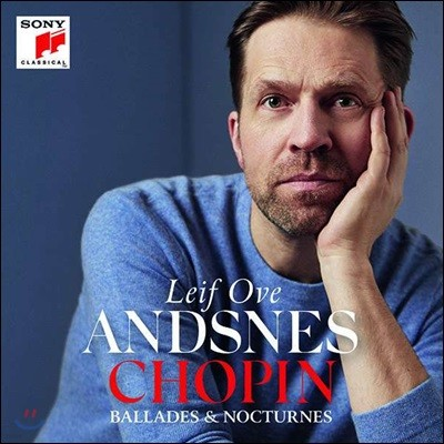 Leif Ove Andsnes 쇼팽: 발라드와 야상곡 (Chopin: Ballades, 3 Nocturnes)