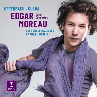 Edgar Moreau 에드가 모로 첼로 협주곡 - 오펜바흐 / 프리드리히 굴다 (Offenbach / Gulda: Cello Concertos)