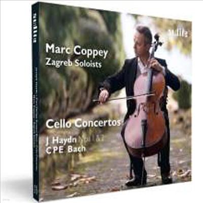 하이든: 첼로 협주곡 1번 & 2번 (Haydn: Cello Concertos Nos.1 & 2) - Marc Coppey