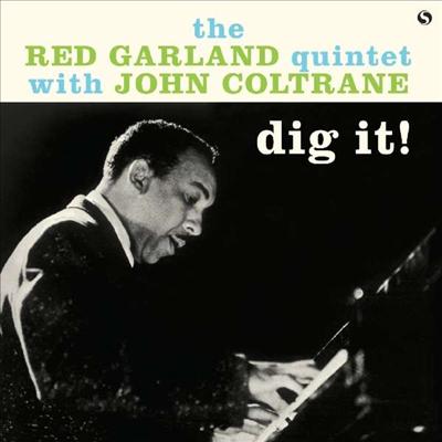 Red Garland - Dig It! (Ltd. Ed)(Remastered)(Bonus Track)(180G)(Clear Vinyl)(LP)