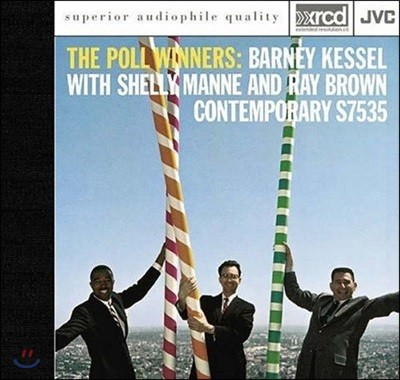 Barney Kessel / Ray Brown / Shelly Manne (바니 케셀 / 레이 브라운 / 셀리 맨) - The Poll Winners