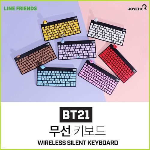 BT21 무선키보드