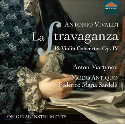 Anton Martynov 비발디: 라 스트라바간차 (Vivaldi: La stravaganza, Op. 4)
