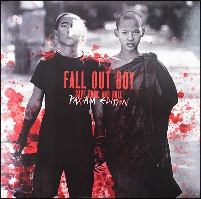 Fall Out Boy (폴 아웃 보이) - Save Rock And Roll 정규 5집 [2LP]