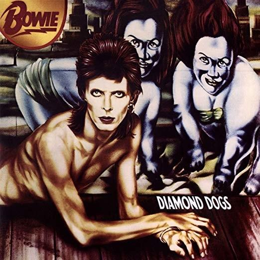 [중고 LP] David Bowie - Diamond Dogs (Japan 수입)