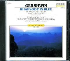 Gershwin: Rhapsody In Blue An American In Paris Porgy &ampamp Bess Selections