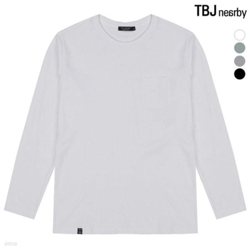 [TBJ]유니 포켓 티셔츠(T195TS010P)