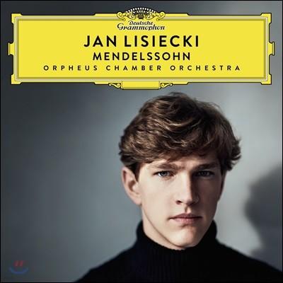 Jan Lisiecki 멘델스존: 피아노 협주곡 1, 2번, 엄격변주곡 (Mendelssohn: Piano Concertos)