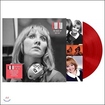 Lulu (루루) - The Best Of 1967 - 1975 [레드 컬러 LP]
