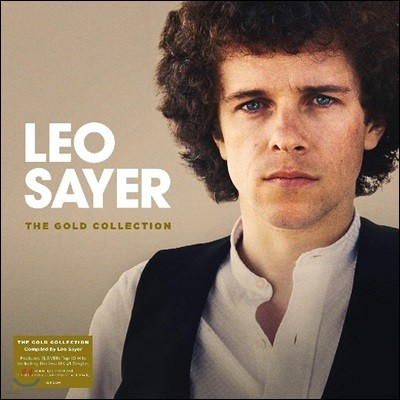 Leo Sayer (리오 세이어) - The Gold Collection [골드 컬러 LP]