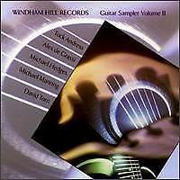 GUITAR SAMPLER VOLUME II WINDHAM HILL RECORDS