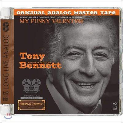 Tony Bennett (토니 베넷) - My Funny Valentine