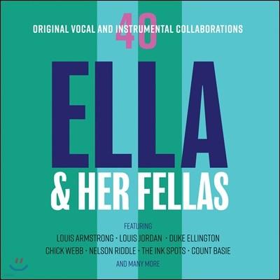 Ella Fitzgerald (엘라 피츠제럴드) - Ella & Her Fellas