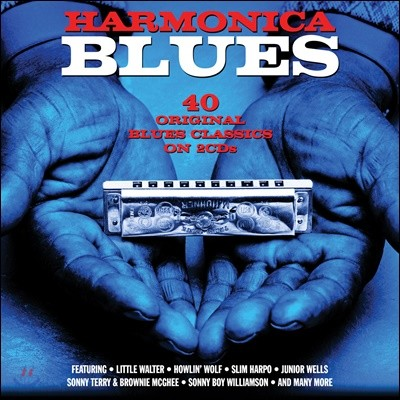 하모니카로 연주한 블루스 모음집 (Harmonica Blues)