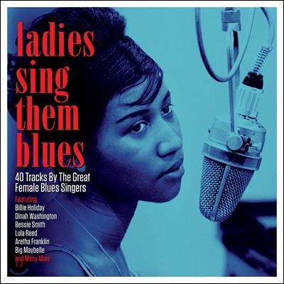 여성 보컬 블루스 모음집 (Ladies Sing Them Blues)