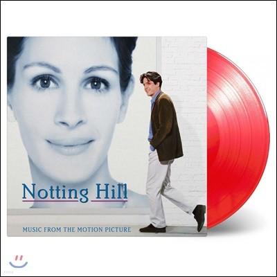 노팅 힐 영화음악 (Notting Hill OST by Trevor Jones) [투명 레드 컬러 LP]