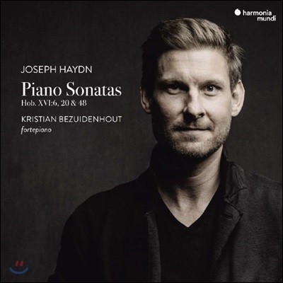 Kristian Bezuidenhout 하이든: 피아노 소나타 (Haydn: Piano Sonatas Hob.XVI: 6, 20 & 48)