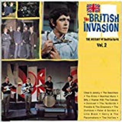 The British Invasion: The History of British Rock: Vol. 2
