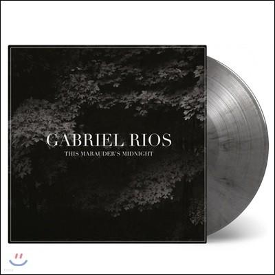 Gabriel Rios (가브리엘 리오스) - This Marauder's Midnight [실버 & 블랙 컬러 LP]