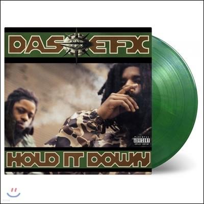Das EFX (다스 이펙스) - Hold It Down [그린 컬러 2LP]