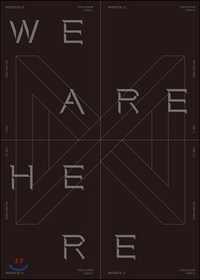 몬스타엑스 (MONSTA X) 2집 - Take.2 'WE ARE HERE' [랜덤 발송]