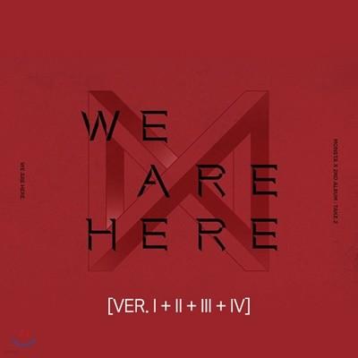 몬스타엑스 (MONSTA X) 2집 - Take.2 'WE ARE HERE' [4종 SET]