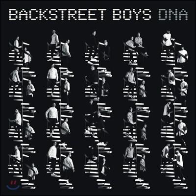 Backstreet Boys (백스트리트 보이즈) - DNA 정규 9집