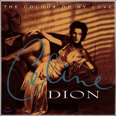 Celine Dion (셀린 디온) - The Colour Of My Love [2LP]